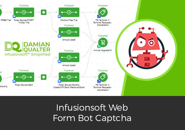 web forms bot captcha
