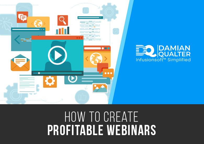 profitable webinars