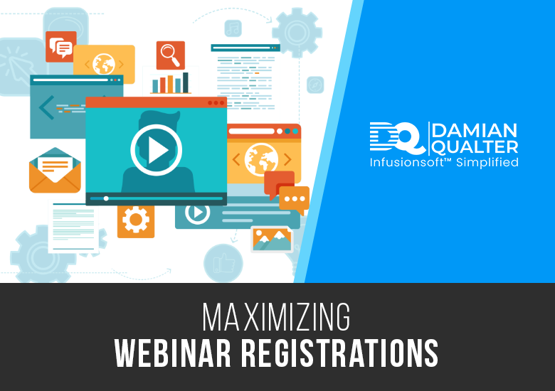 maximizing webinar registrations