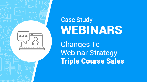 how to triple online course sales