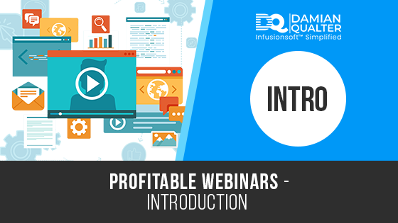 how to host a profitable webinar