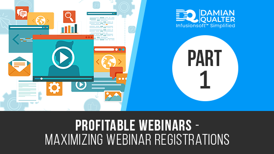 maximizing webinar registrations