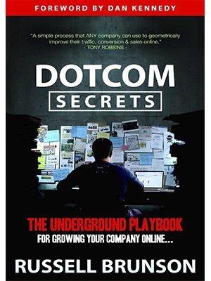 dotcom secrets, russell brunson
