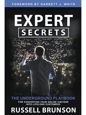 expert secrets, russell brunson