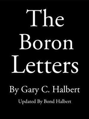 the boron letters, Gary C. Halbert