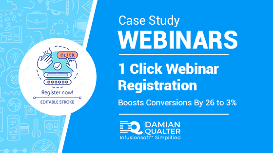1 Click Webinar Registrations