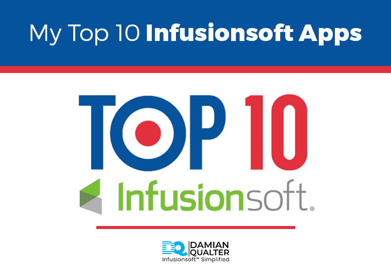 Top 10 Infusionsoft Apps