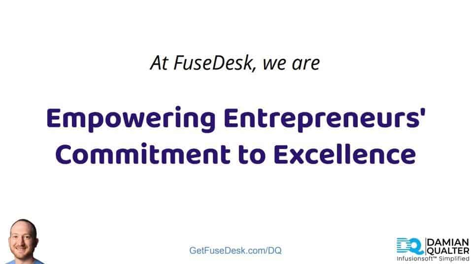 fusedesks commitment to excellence