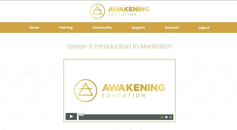 awakening education