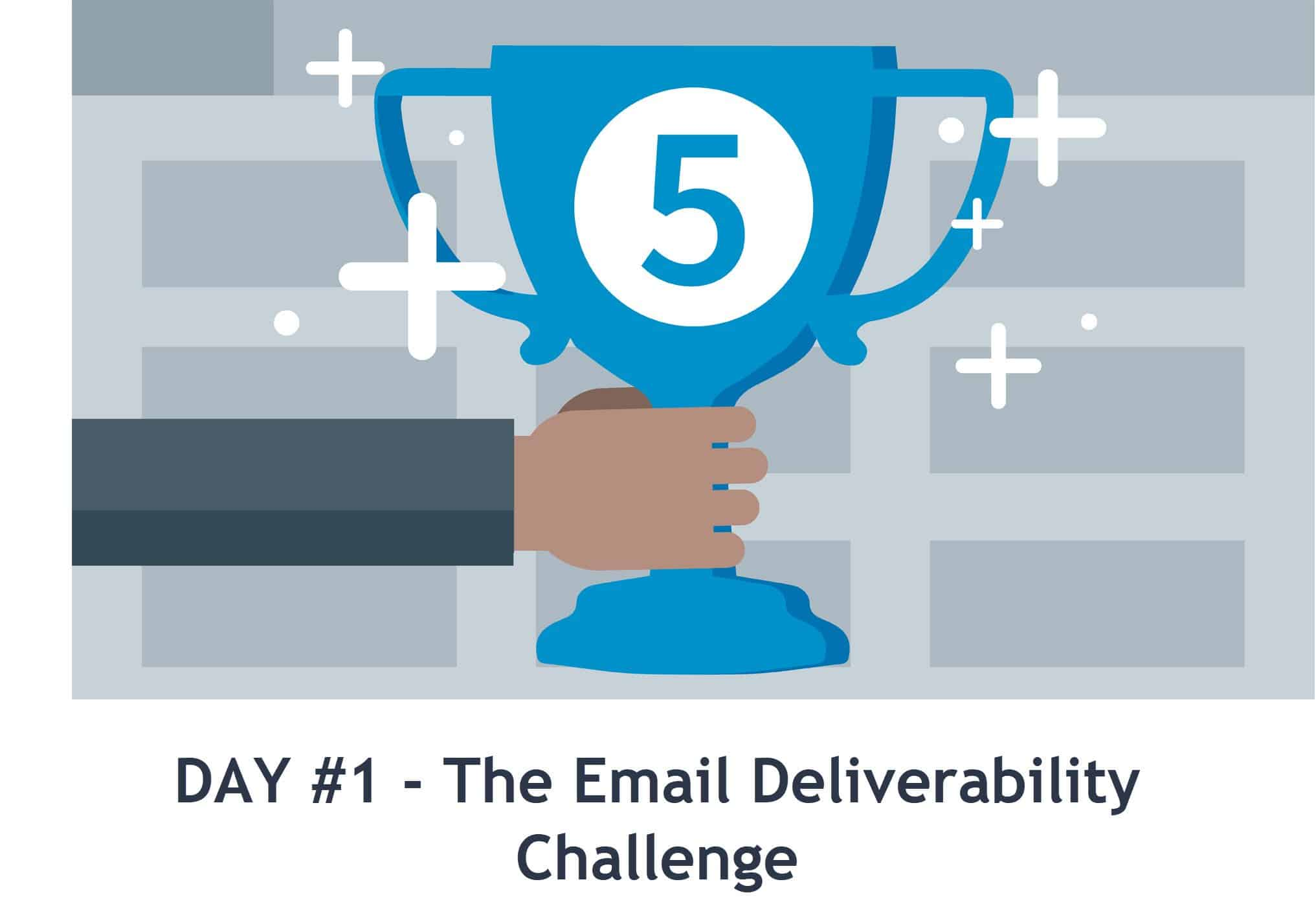email deliverability challenge