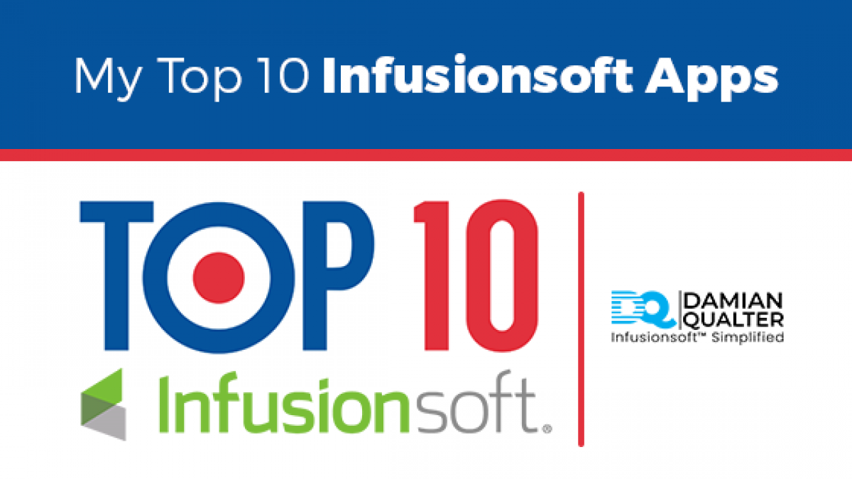 infusionsoft apps