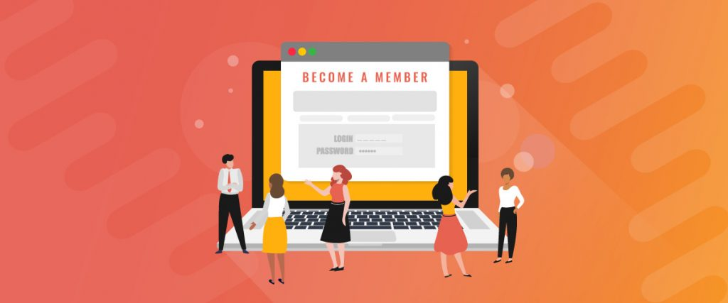 Infusionsoft and membership sites